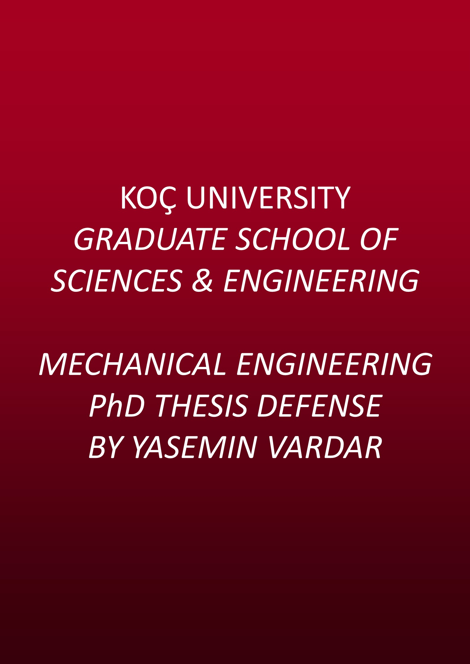 Phd by thesis only mechanical engineering pdf