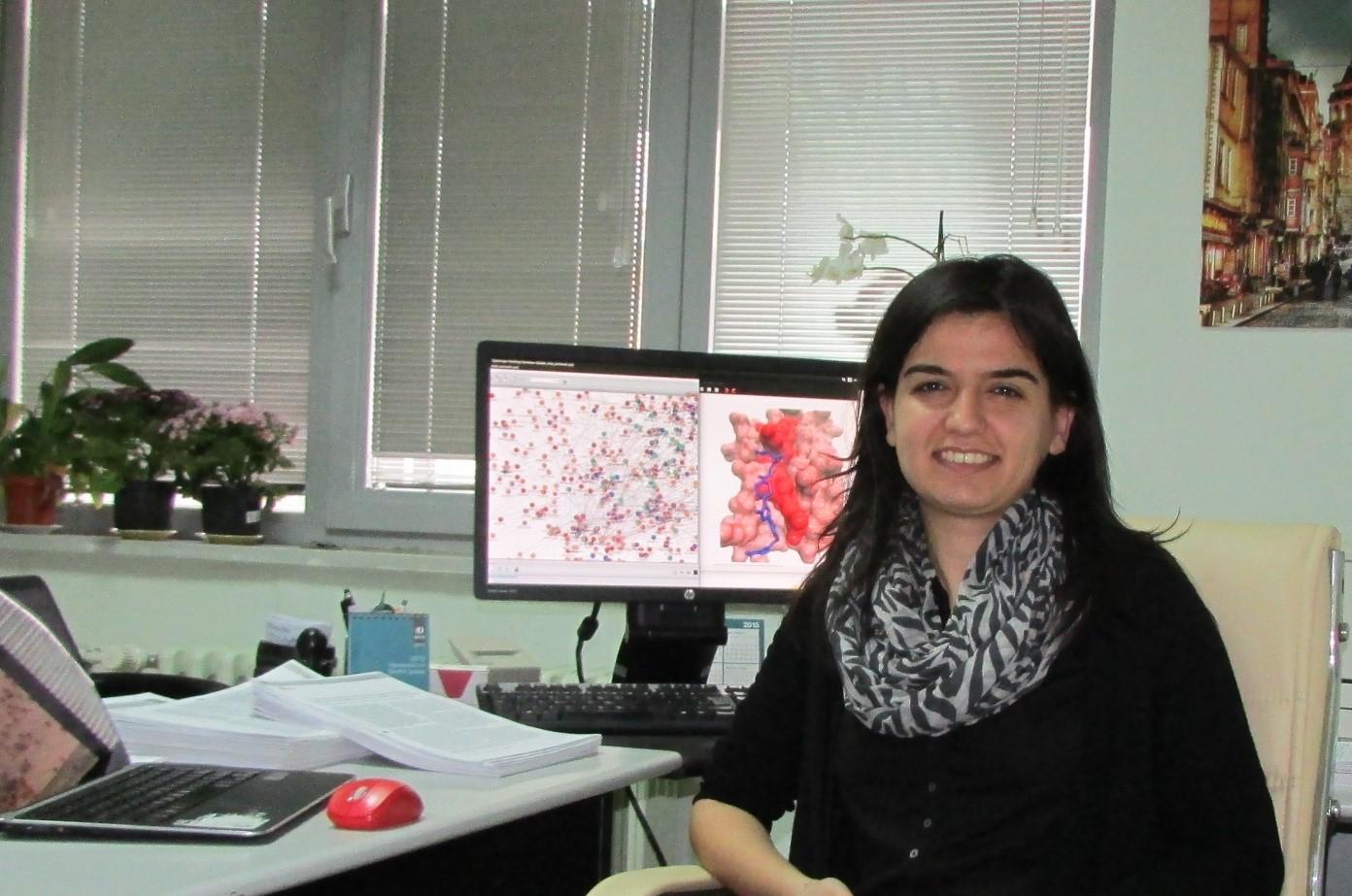 Dr. Nurcan Tunçbağ – 2017 Mustafa Parlar Vakfı Araştırma Teşvik Ödülü