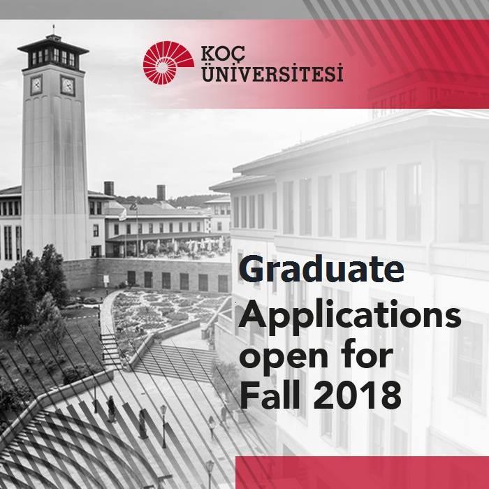 PhD Üstün Başarı Bursu olanakları ile 2018 Güz Dönemi Lisansüstü Başvuruları Başlamıştır.